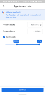 Google Duplex hair Appointment Booking (2)