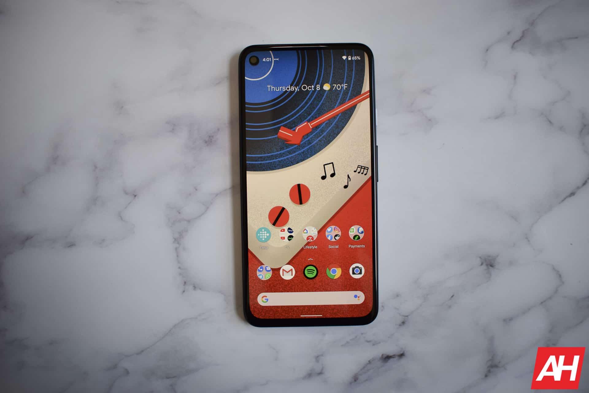 Google Pixel 4a 5G 2 AM AH 10