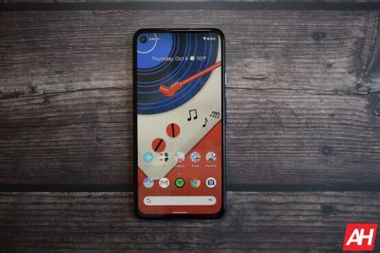 Google Pixel 4a 5G 2 AM AH 6