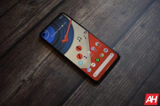 Google Pixel 4a 5G 2 AM AH 7