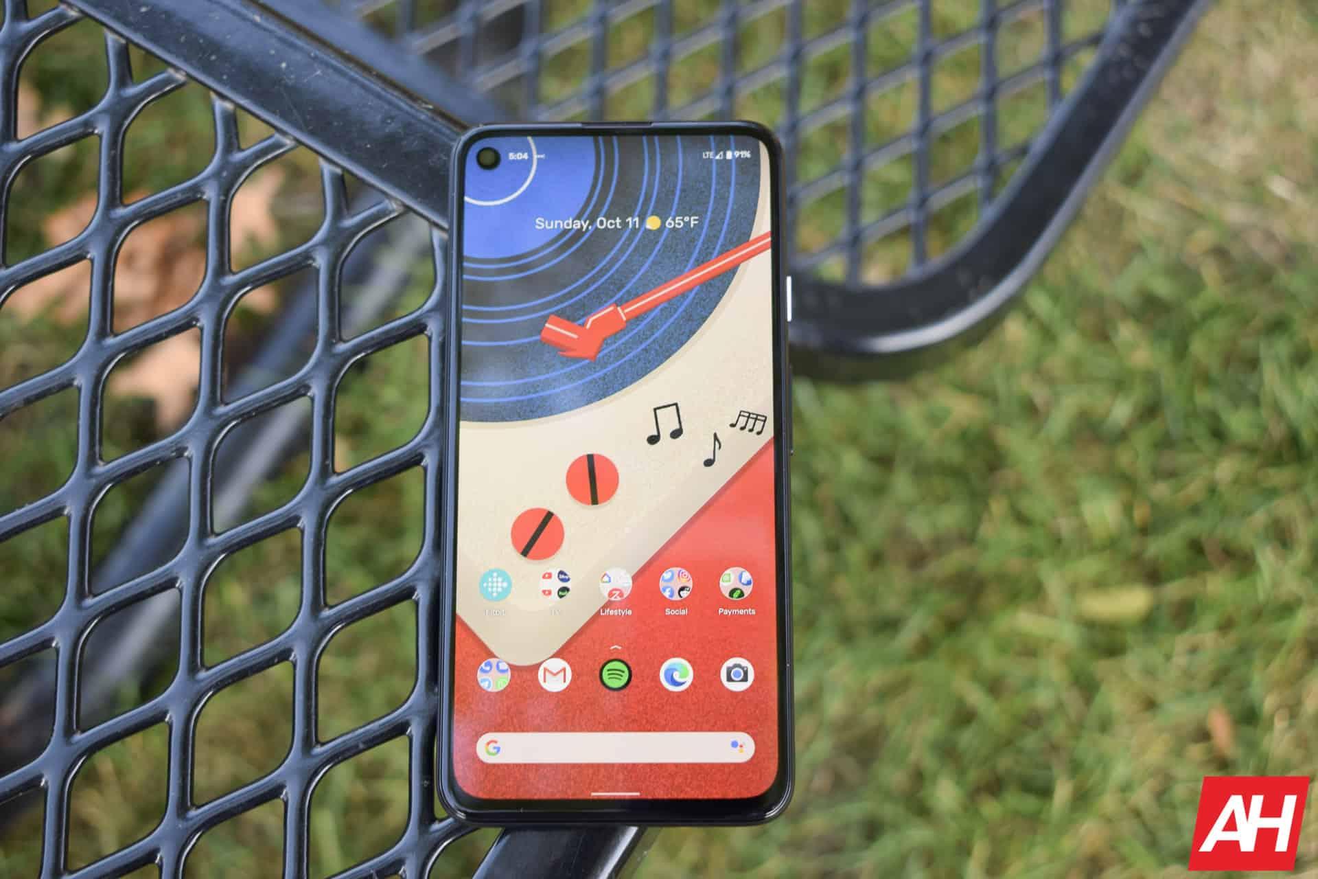 Google Pixel 4a 5G AM AH 13