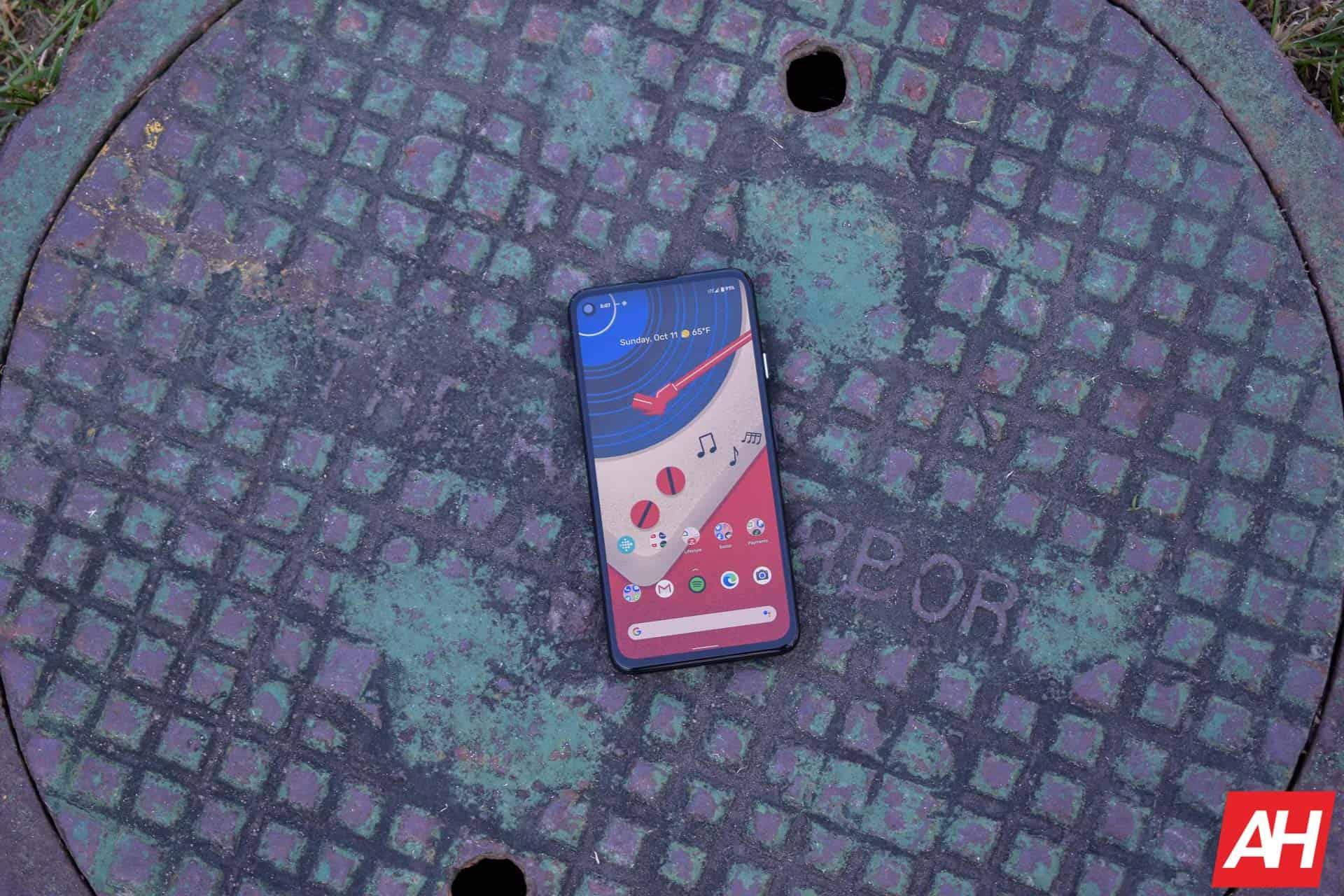 Google Pixel 4a 5G AM AH 22