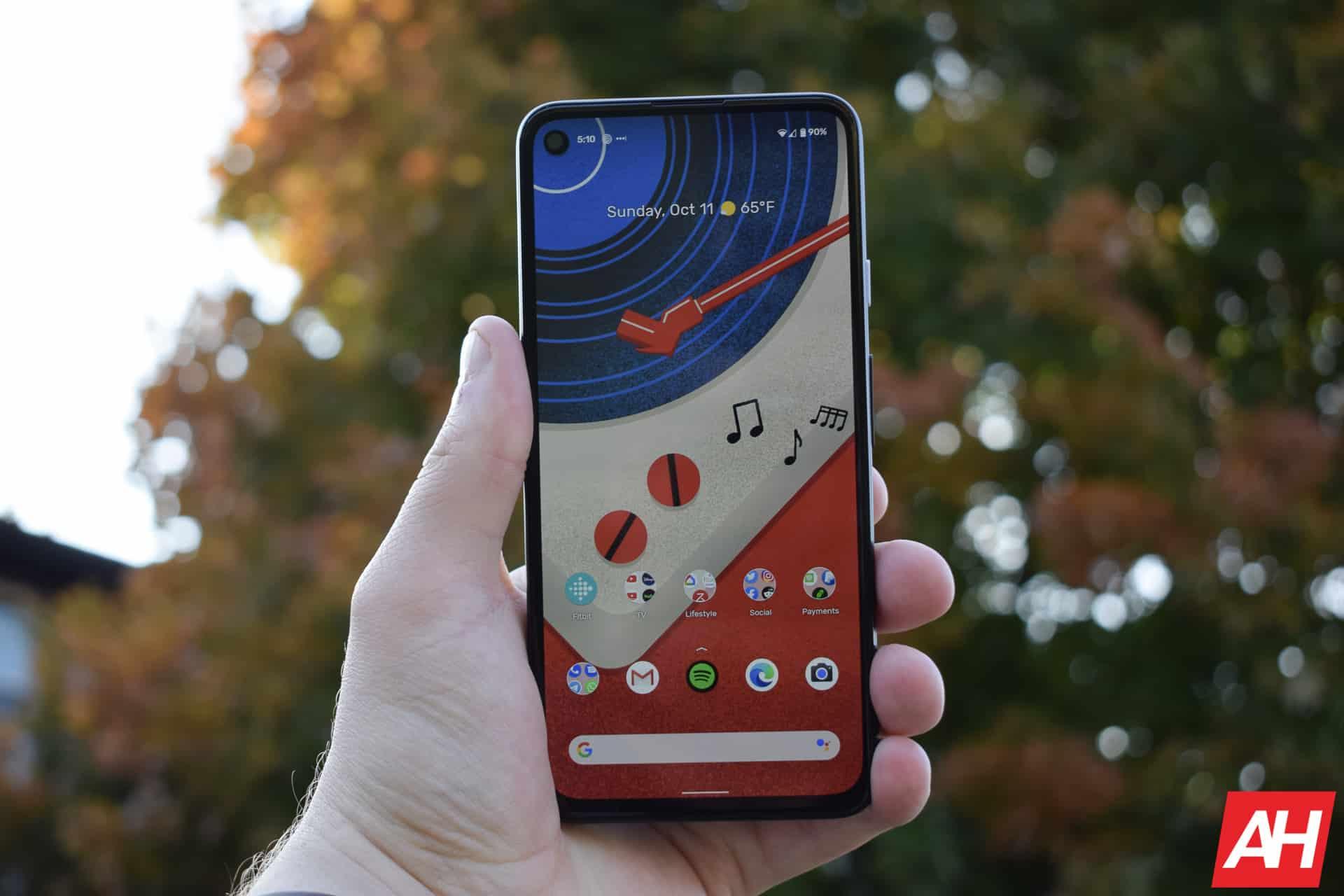Google Pixel 4a 5G AM AH 31