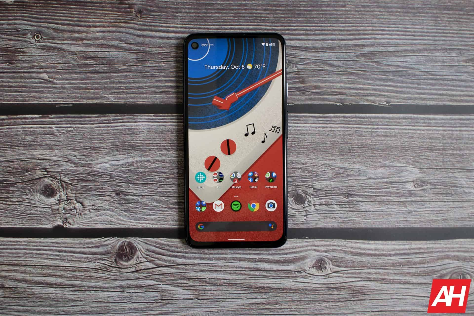 Google Pixel 4a 5G AM AH 6