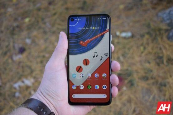 Google Pixel 4a 5G AM AH 8 1