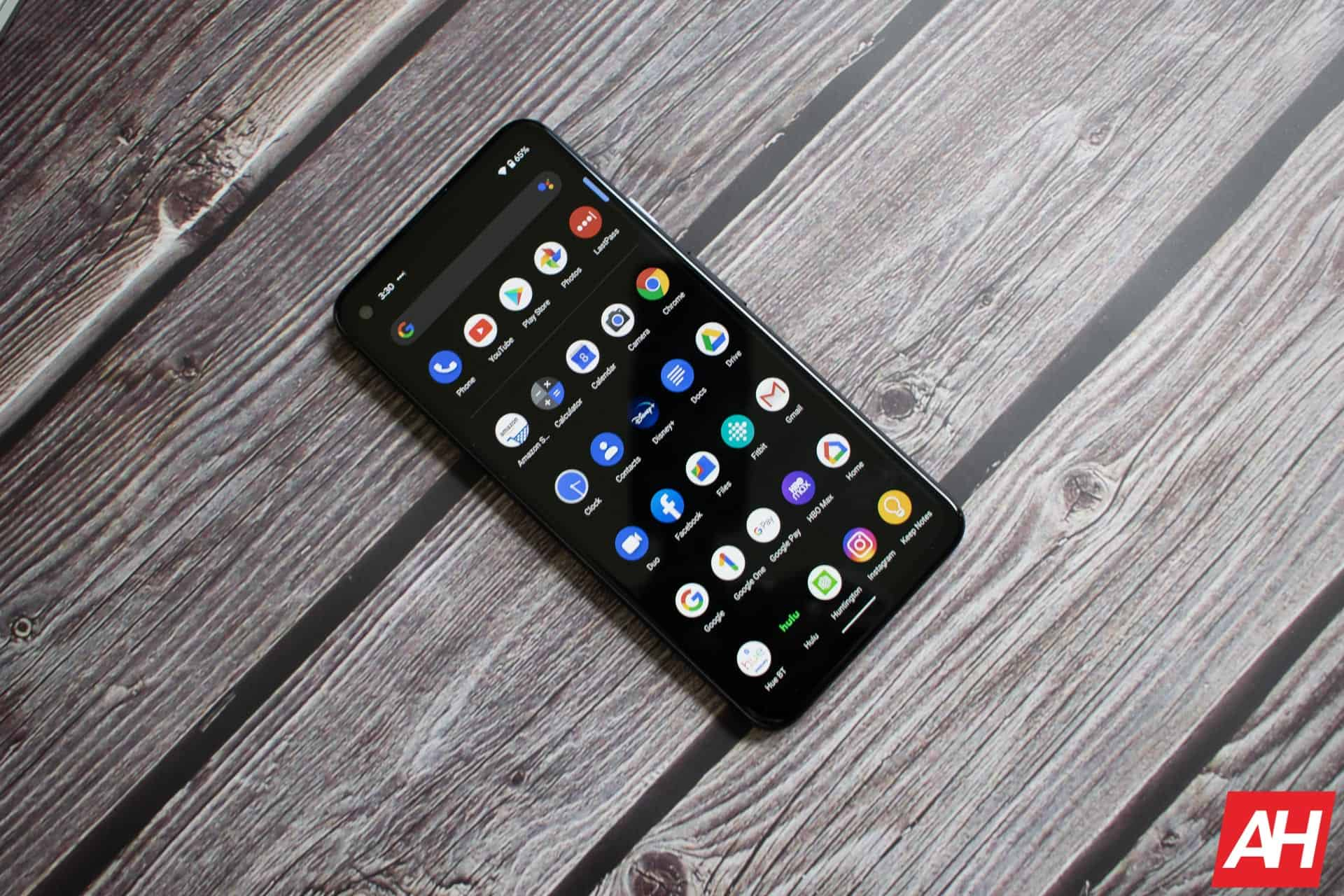 Google Pixel 4a 5G AM AH 8