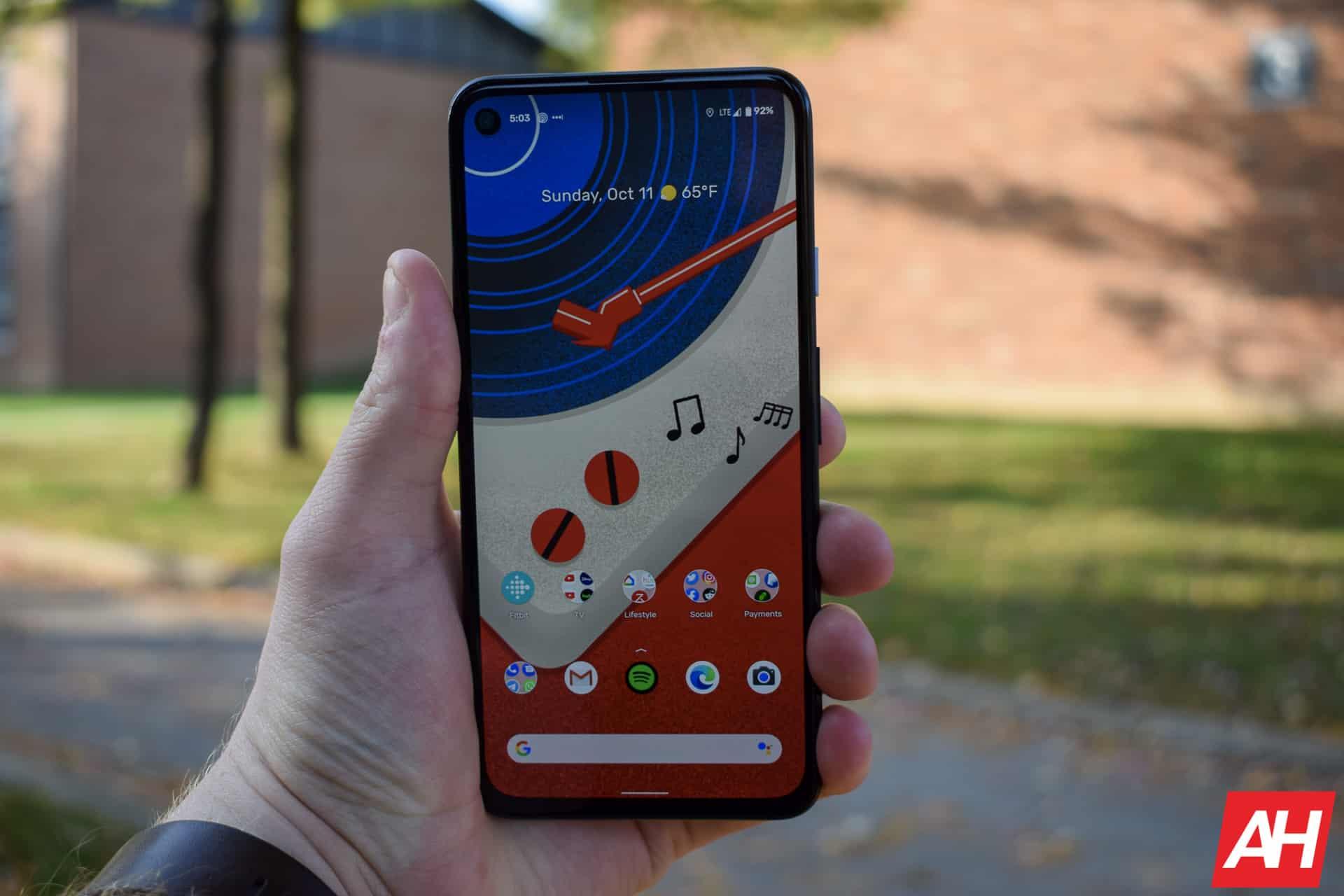 Google Pixel 4a 5G AM AH 9
