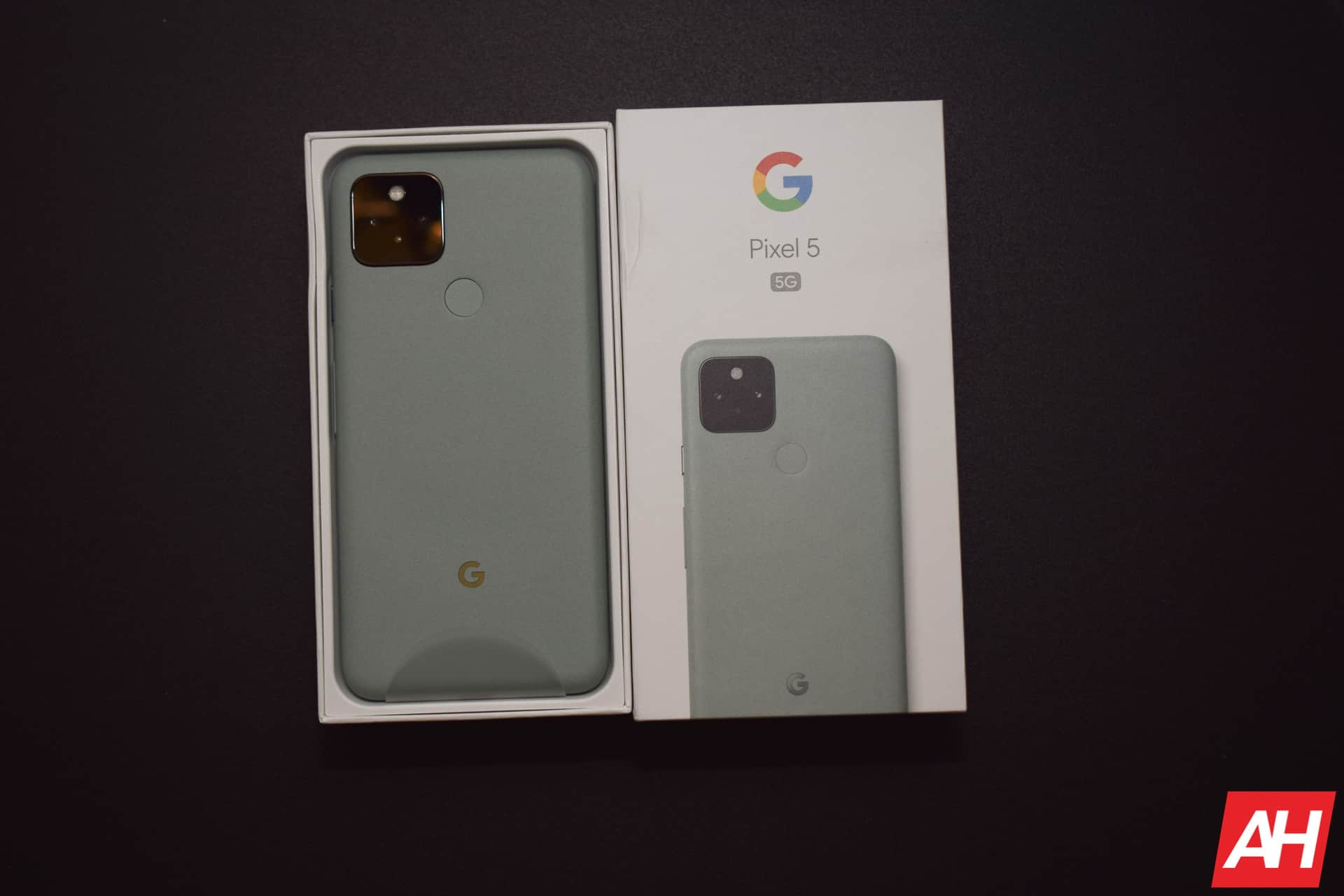 Google Pixel 5 AM AH 1