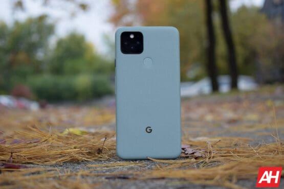 Google Pixel 5 AM AH 25
