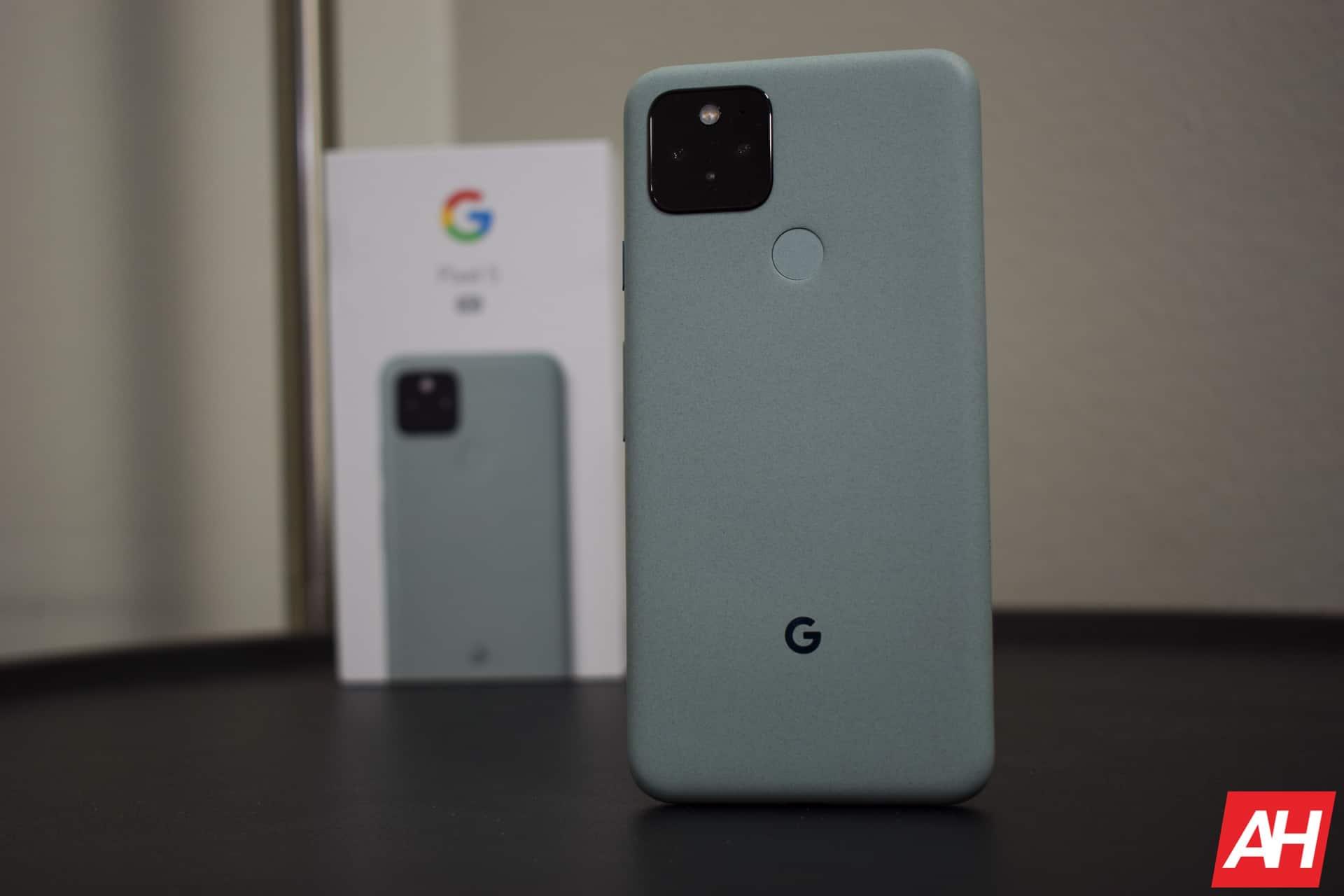Google Pixel 5 AM AH 7