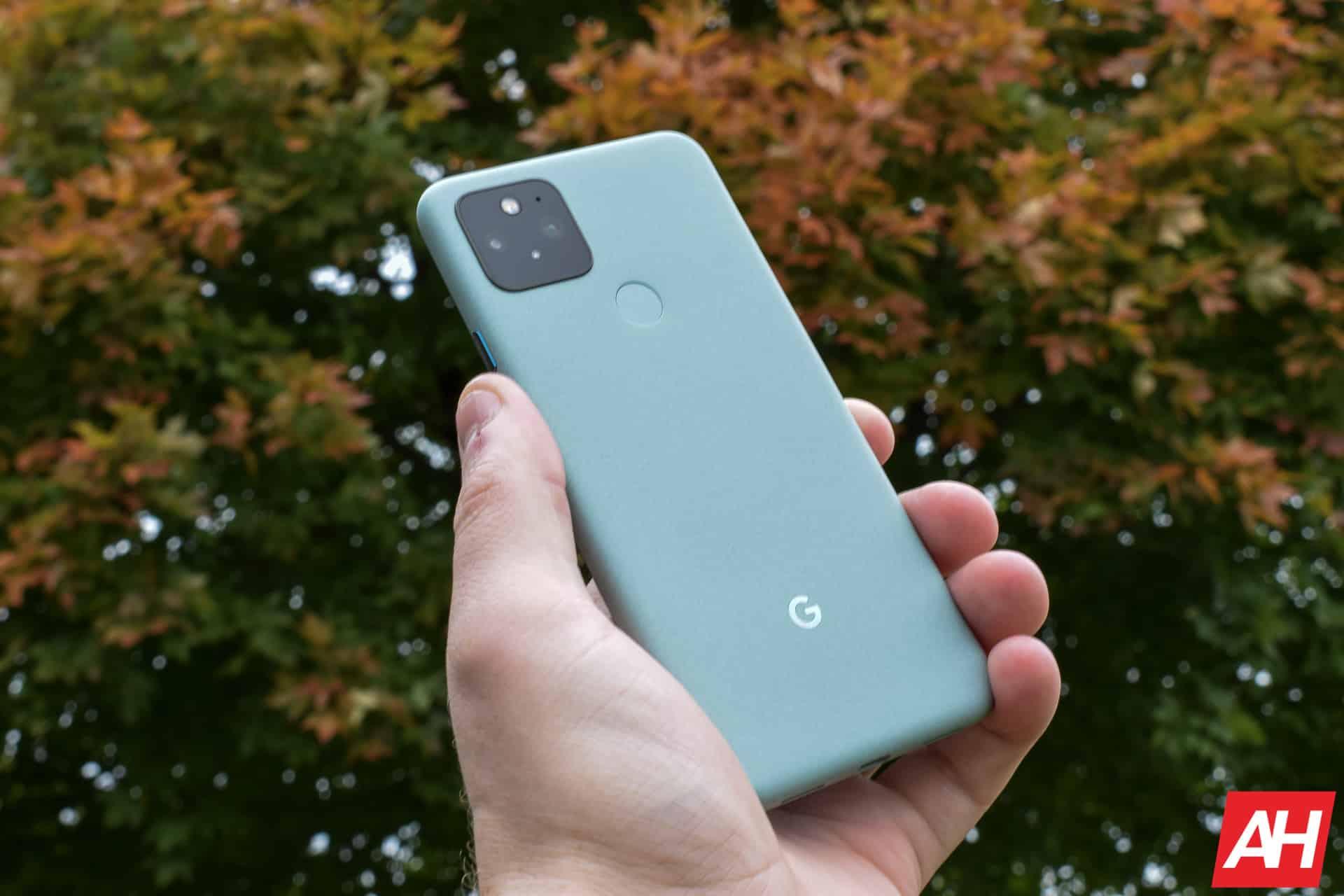 Google Pixel 5 AM AH 9