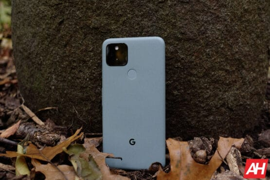 Google Pixel 5 Review AM AH 13