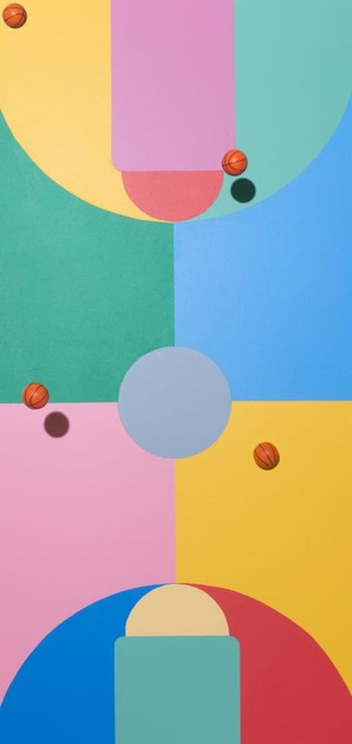 Google Pixel 5 official wallpaper 9