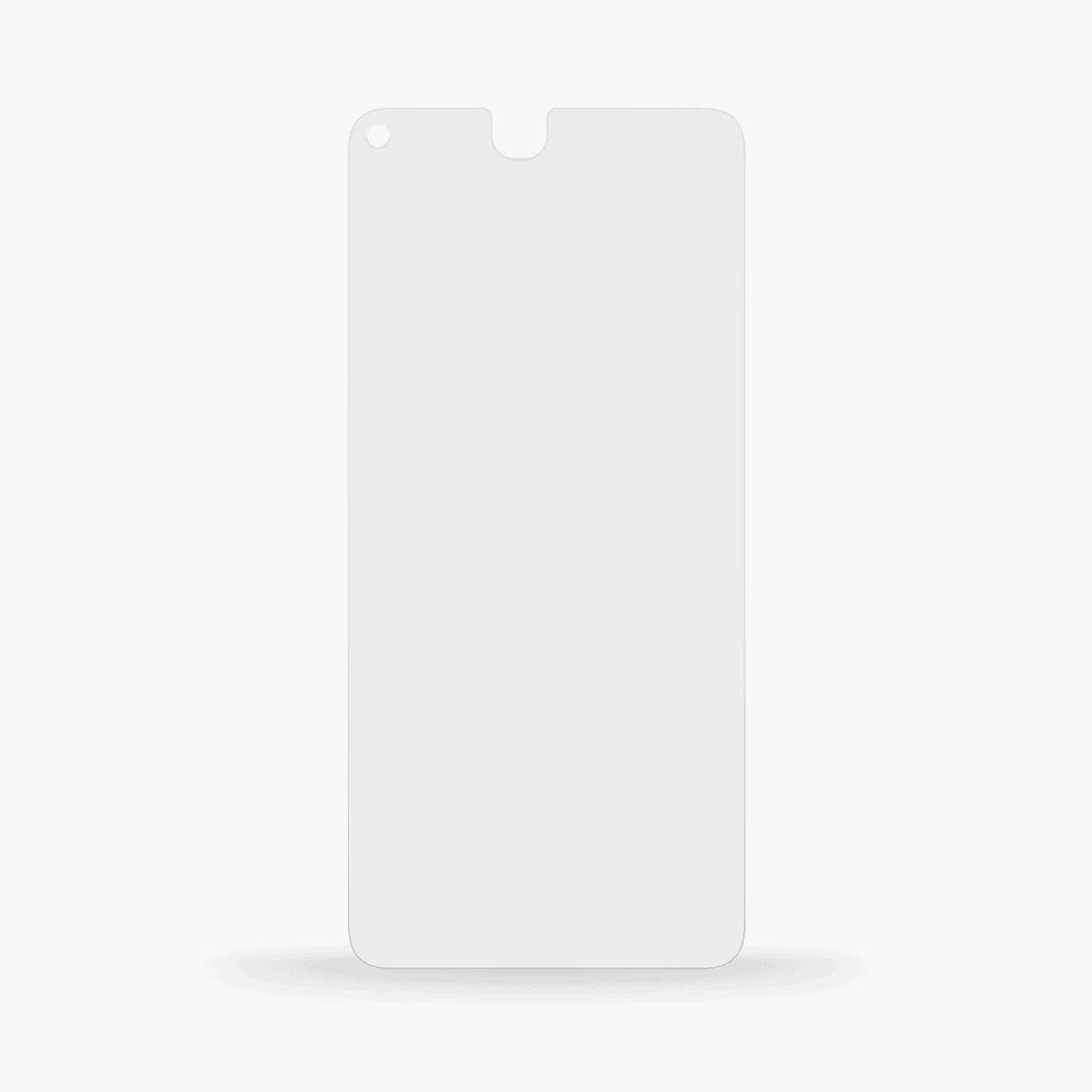 Google Pixel 5 under display speaker screen protector