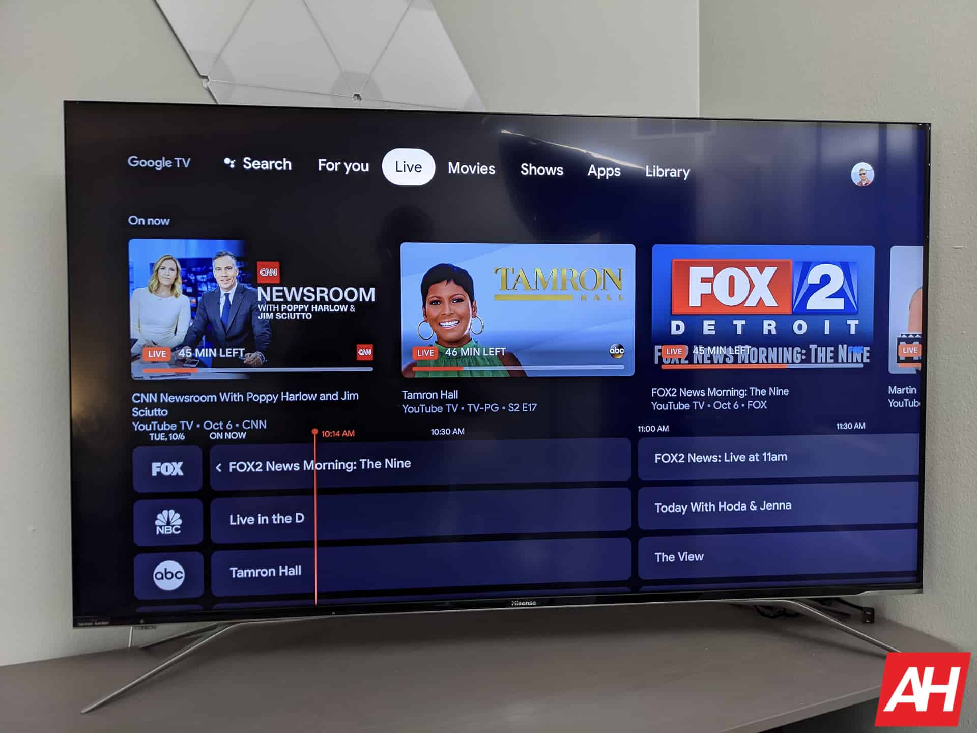 Google TV Chromecast 2 AM AH 3