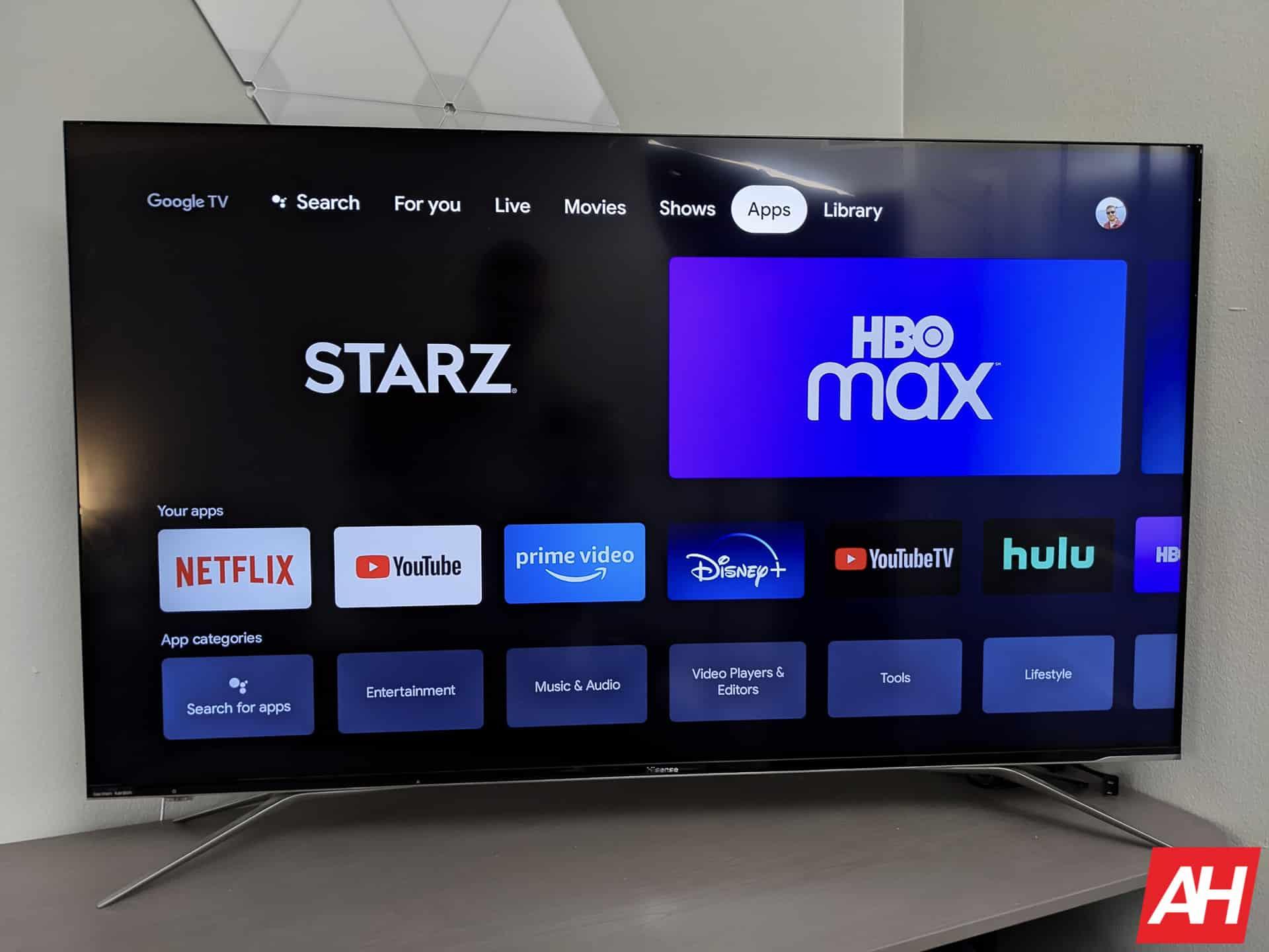 Google TV Chromecast 2 AM AH 4
