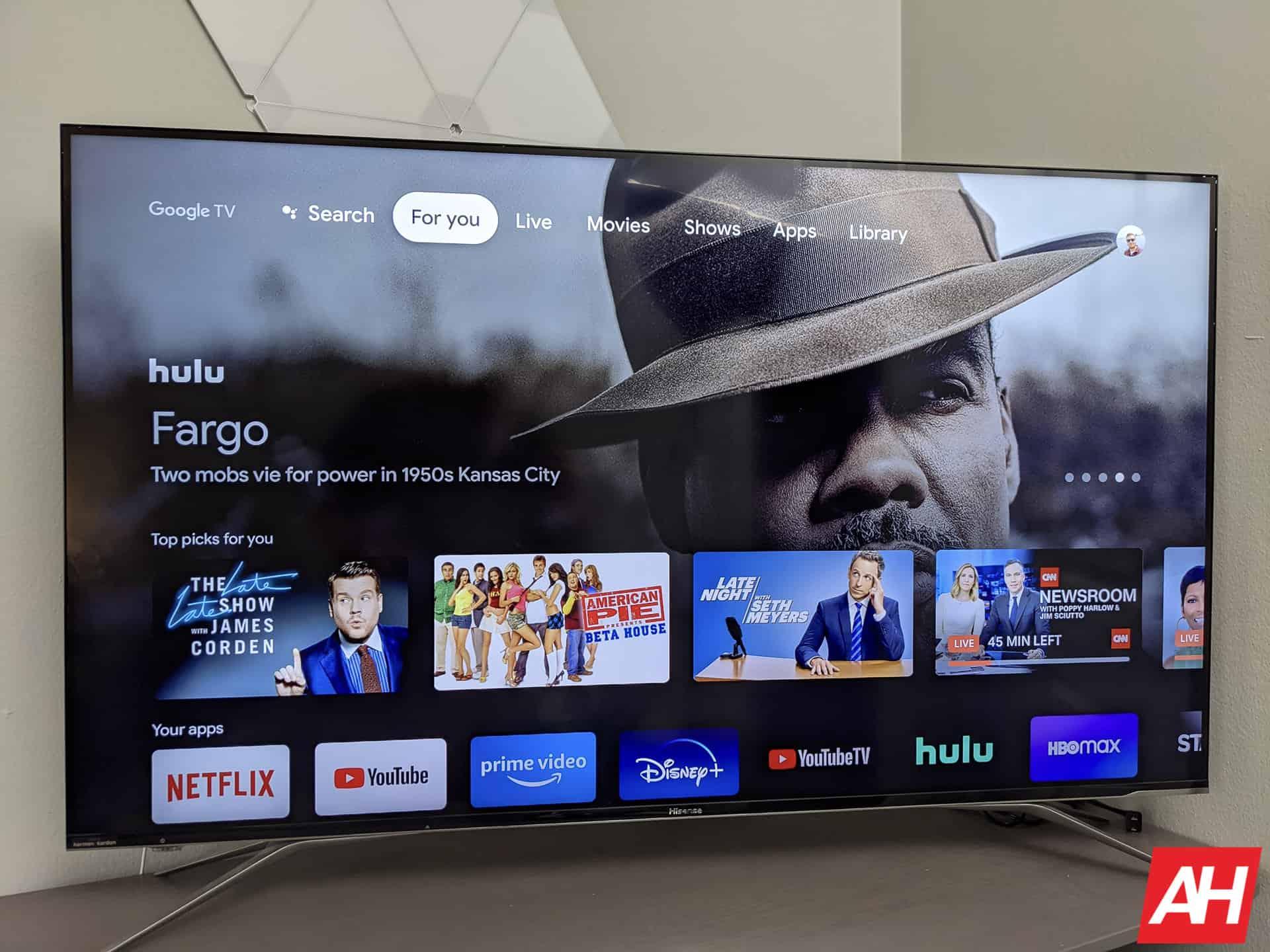 Google TV Chromecast 2 AM AH 5