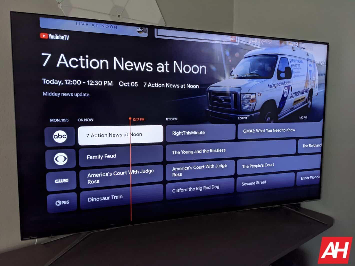 Google TV Chromecast AM AH 2