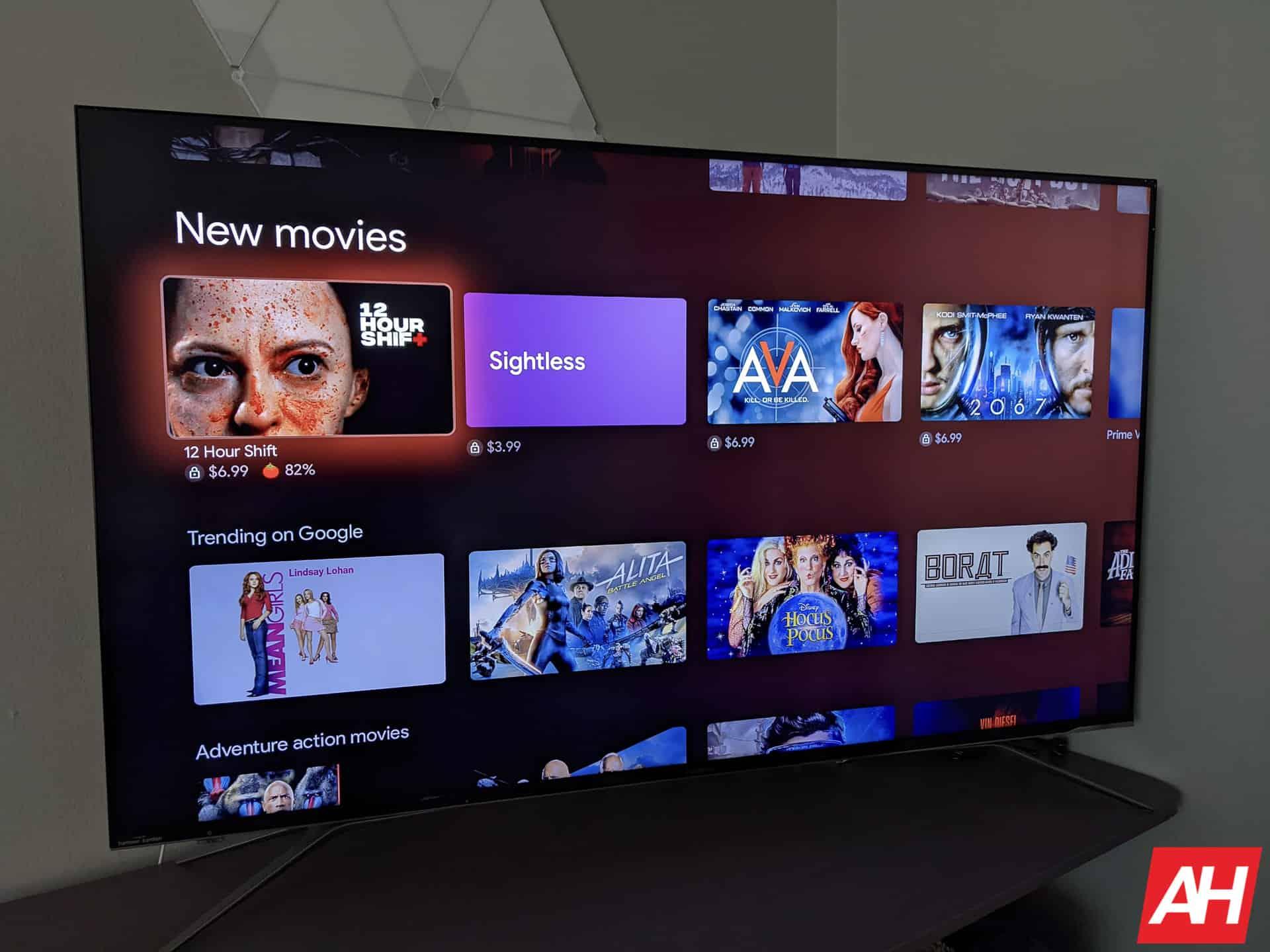 Google TV Chromecast AM AH 3