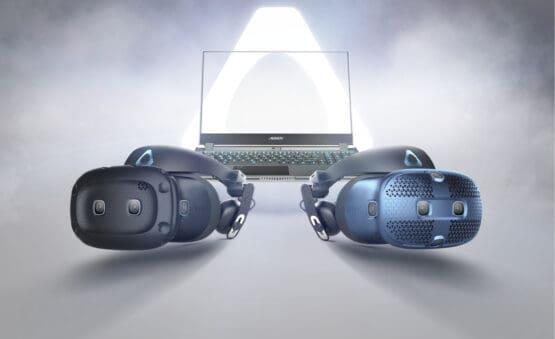 HTC VIVE Cosmos Elite Bundle