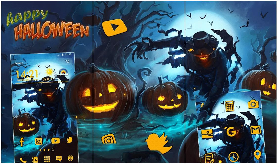 Halloween mask