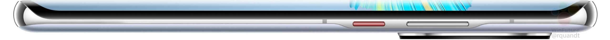 Huawei Mate 40 Pro leak 1