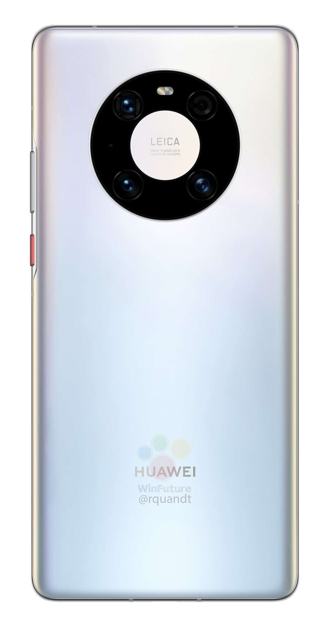 Huawei Mate 40 Pro leak 11