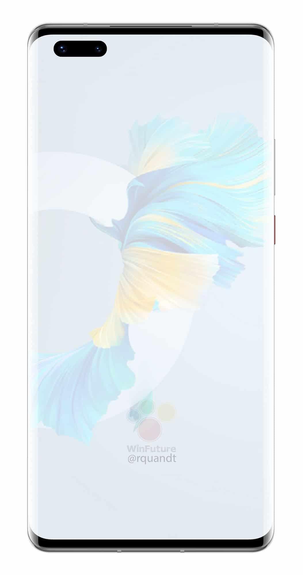 Huawei Mate 40 Pro leak 12