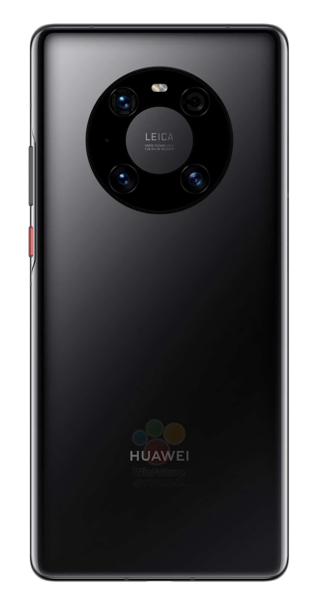 Huawei Mate 40 Pro leak 7