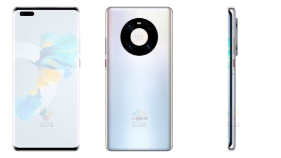 Huawei Mate 40 Pro leak featured