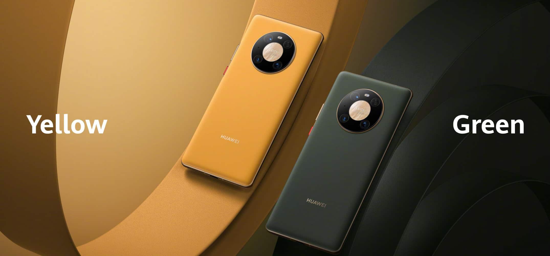 Huawei Mate 40 color 2