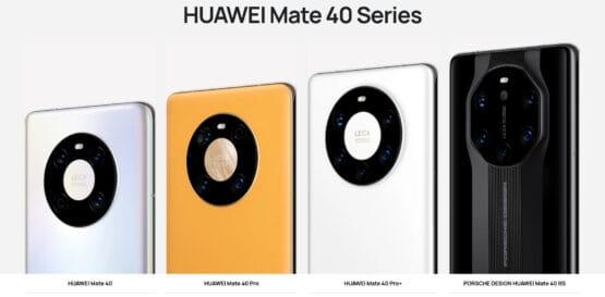 Huawei Mate 40 series 5