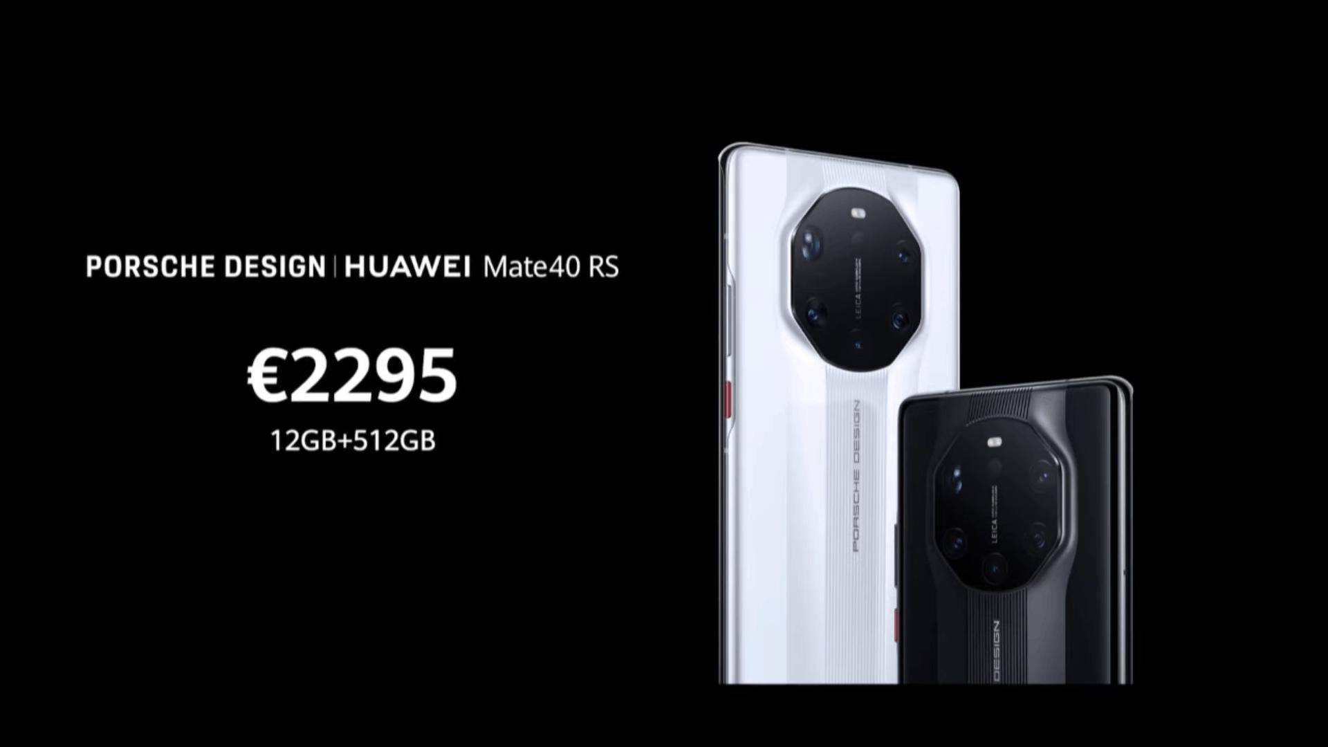 Huawei Mate 40 series pricing 4