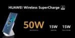 Huawei Mate 40 wireless charging