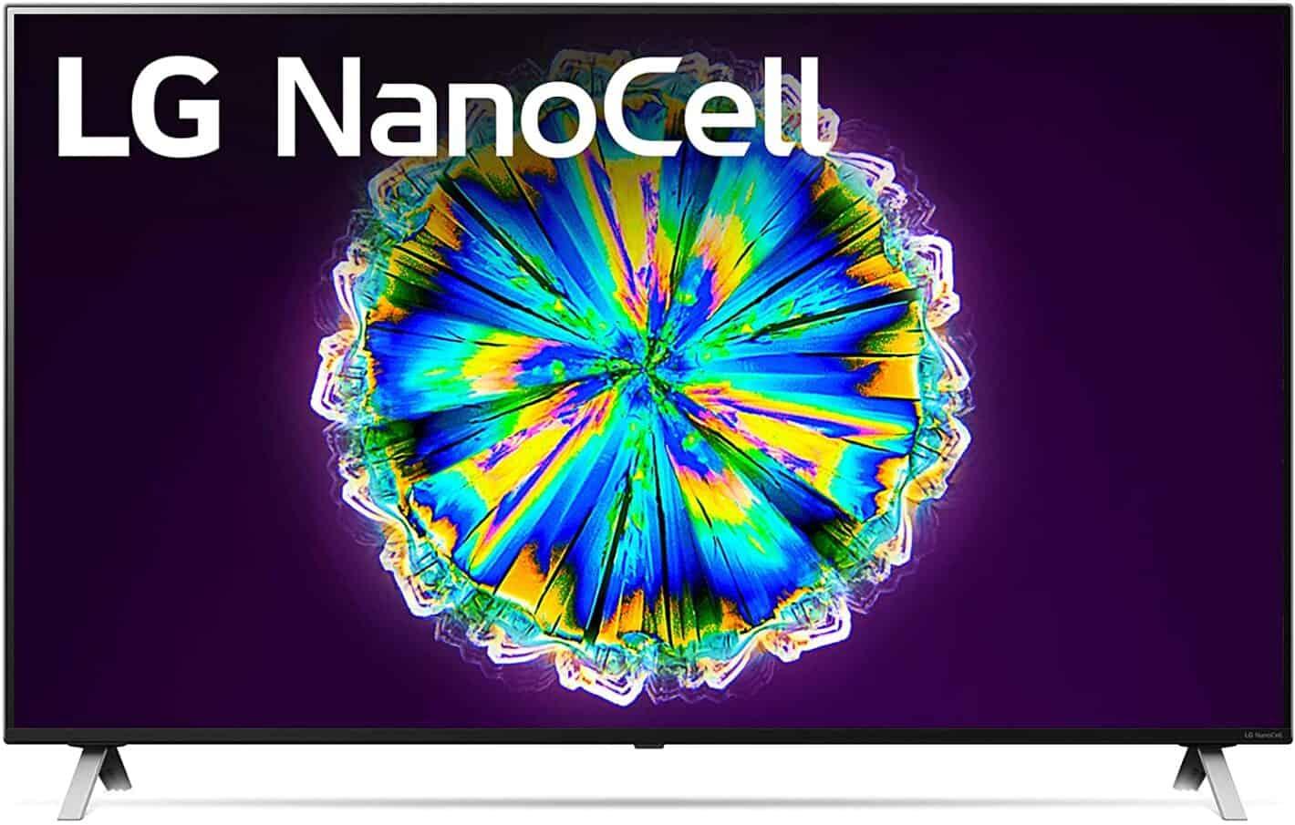 LG Nanocell85 4K TV