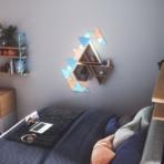 Nanoleaf triangle smart lights 2