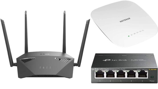 Netgear TP D Link Networking router Amazon Prime Day 2020