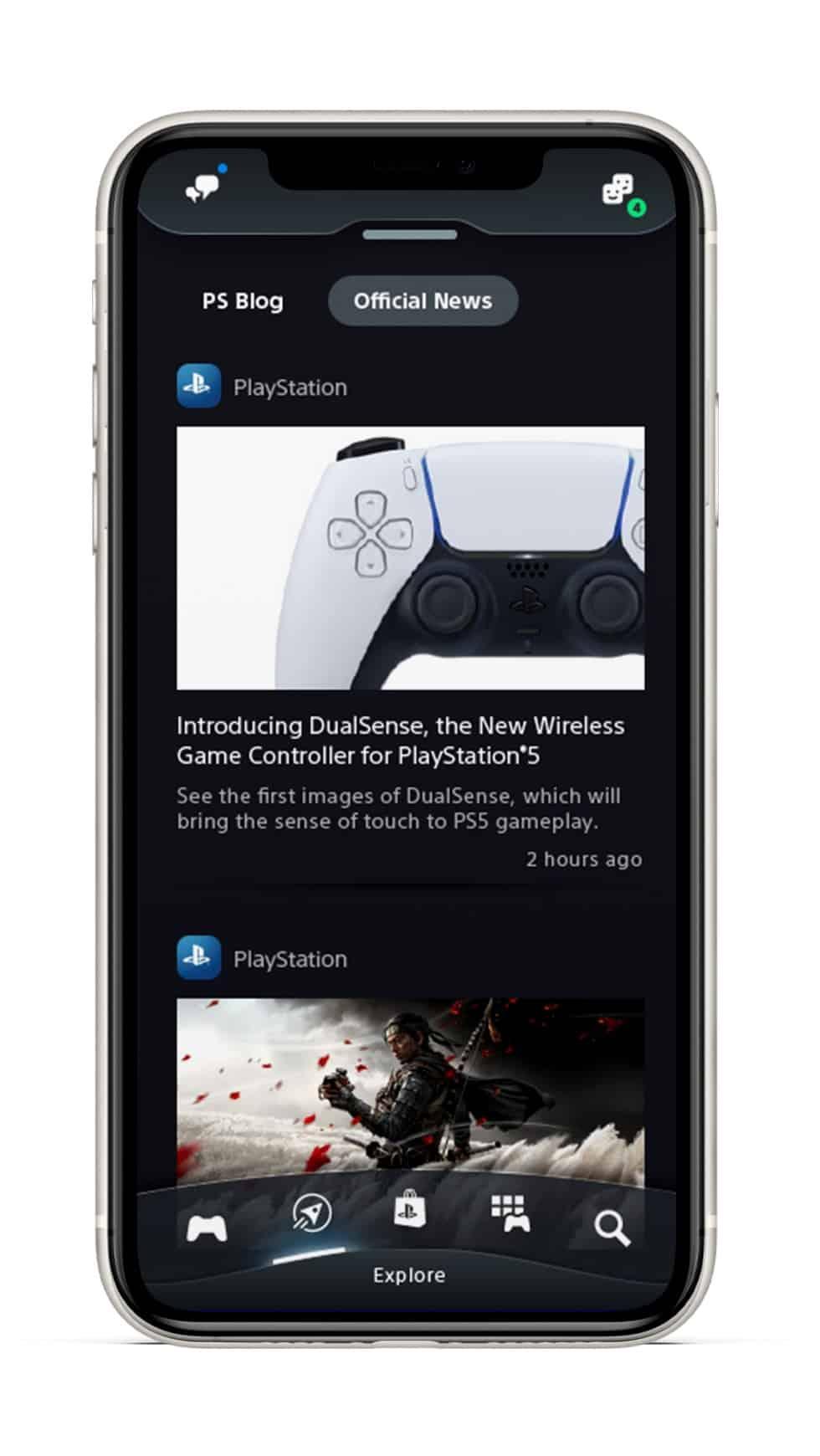 New PlayStation App 3