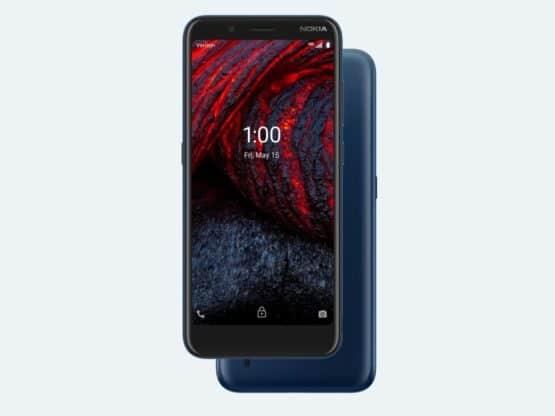 Nokia 2 V Tella presser cut