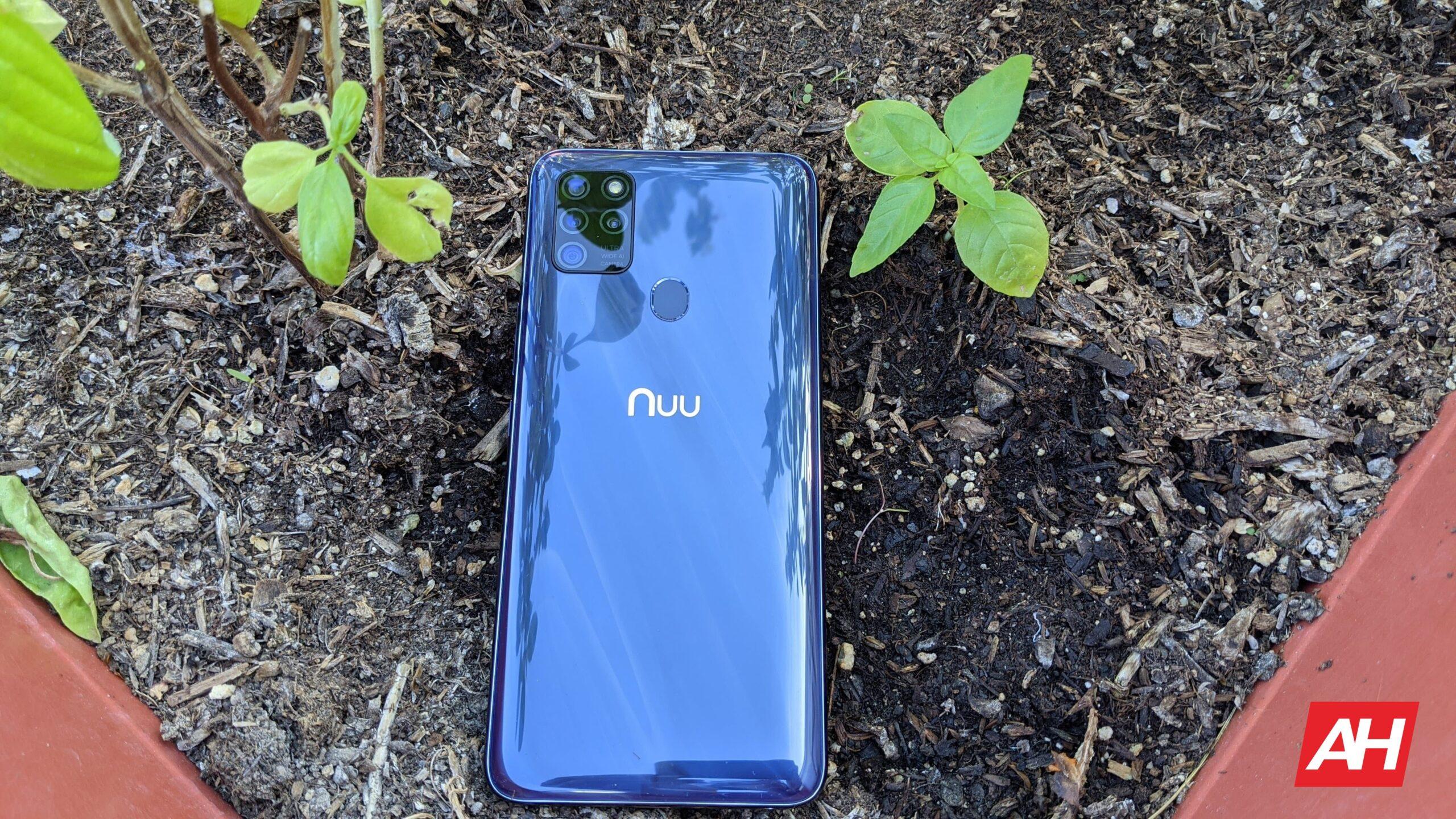 Nuu G5 AH HR HW1