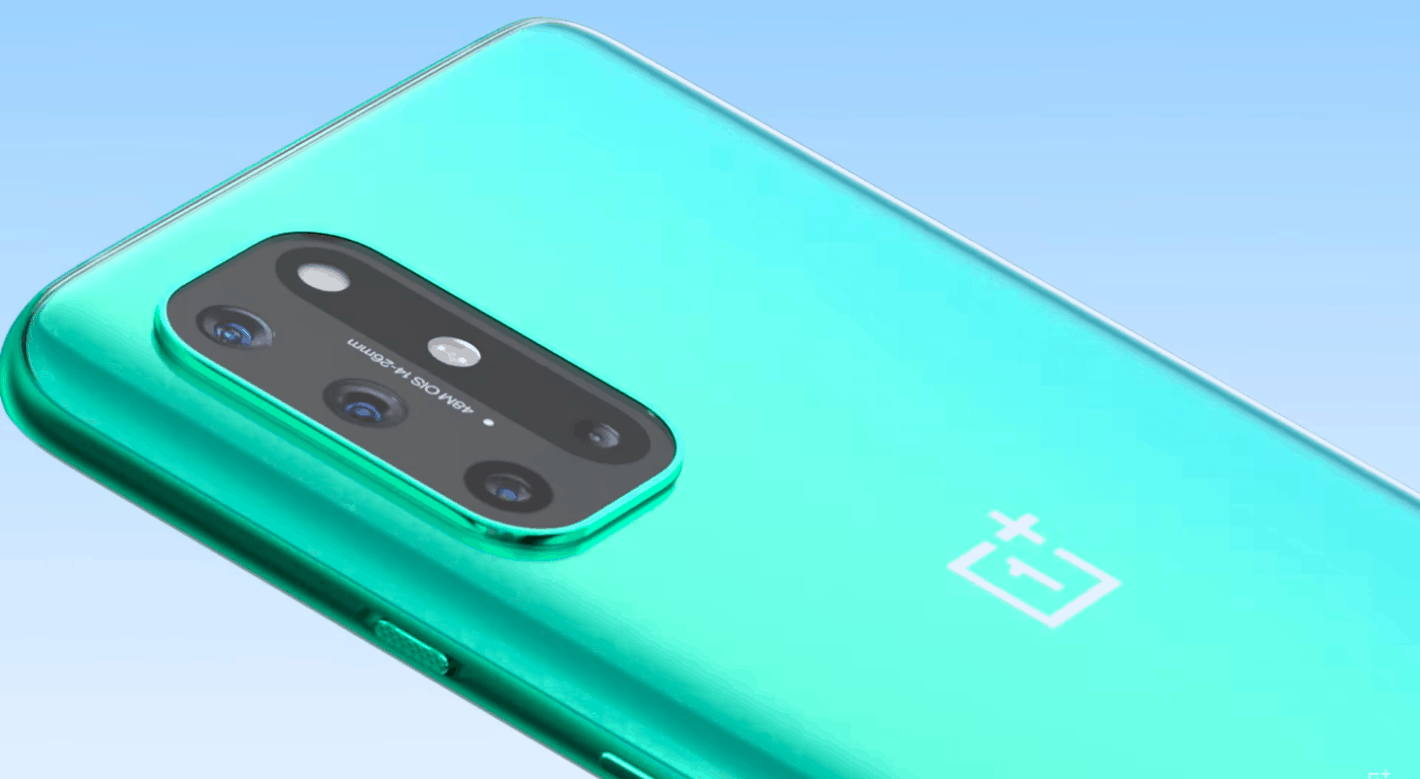 Here's Your First Official Look at the OnePlus 8T