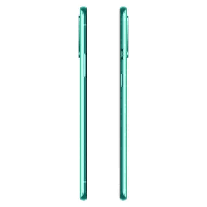 OnePlus 8T Aquamarine Green render leak 6