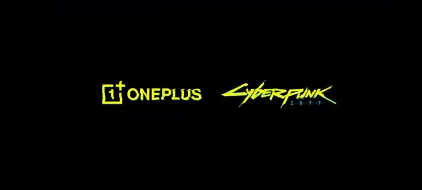 OnePlus 8T Cyberpunk 2077 teaser 2