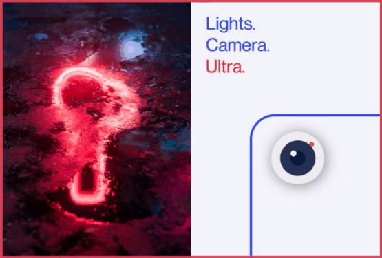 OnePlus 8T Ultra Wide Camera Buds