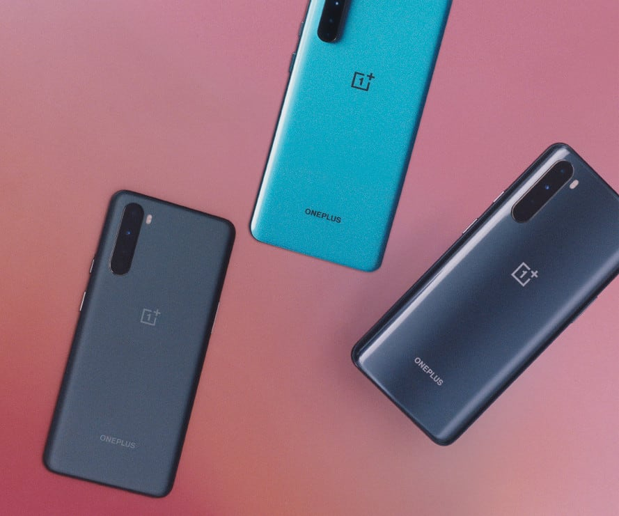 OnePlus Nord Special Edition Gray Ash 2