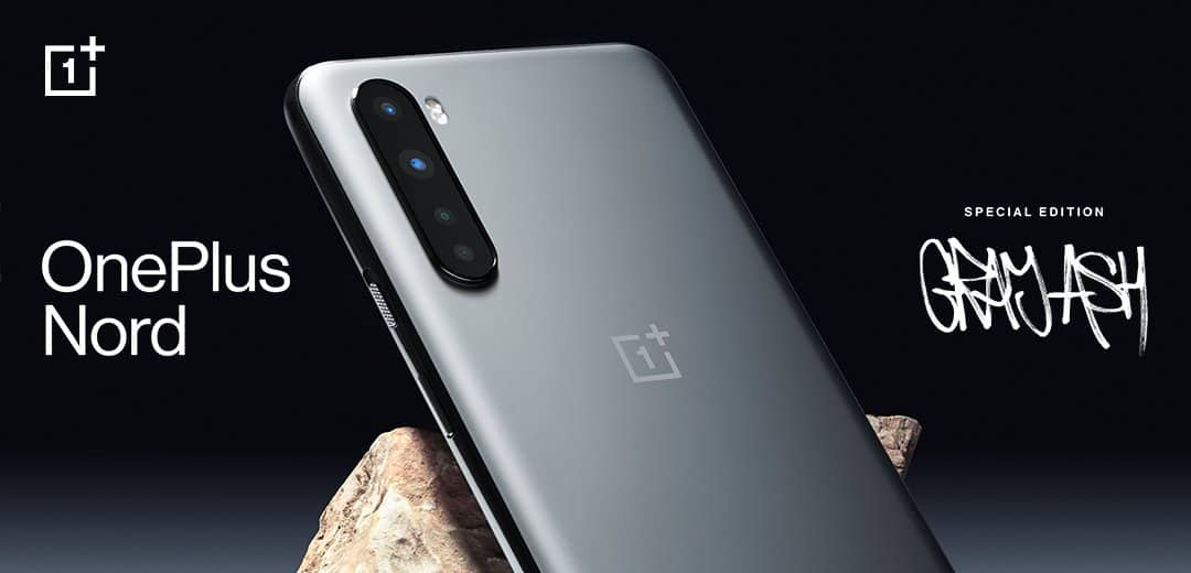 OnePlus Nord special edition leak