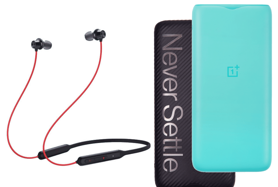OnePlus Power Bank Bullets Wireless Z Bass Edition