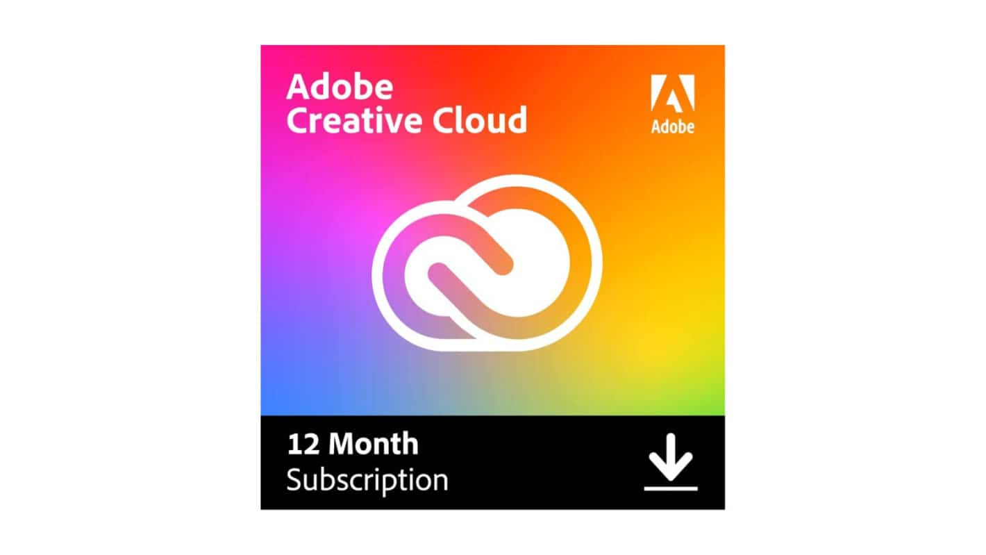 Prime Day Adobe Creative Cloud