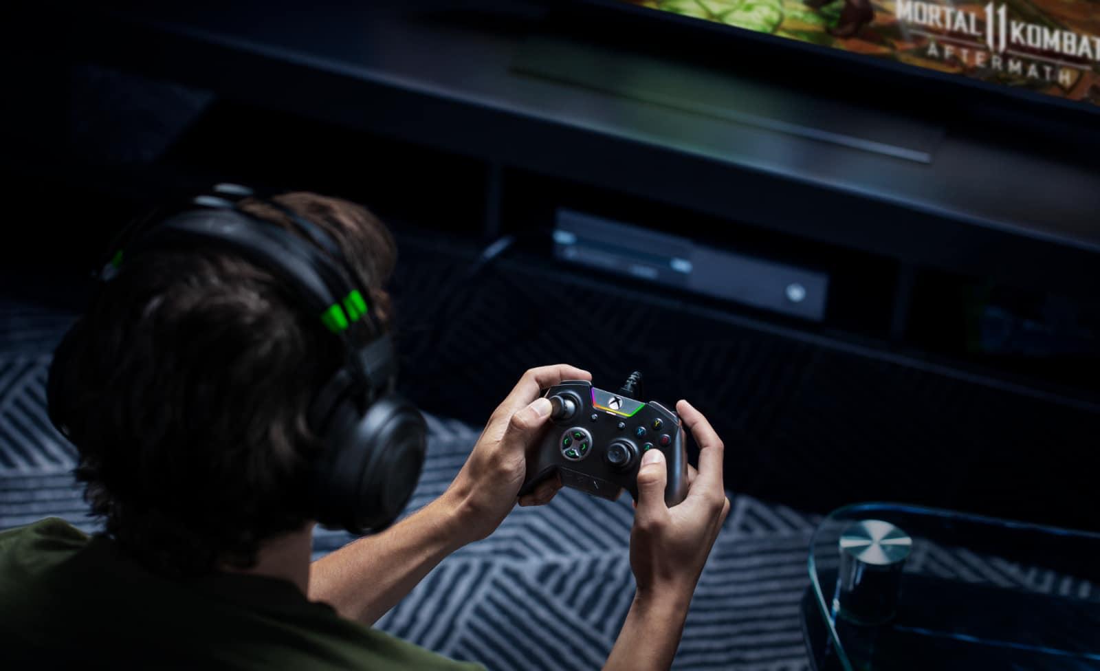 Razer Wolverine Ultimate Xbox Series X