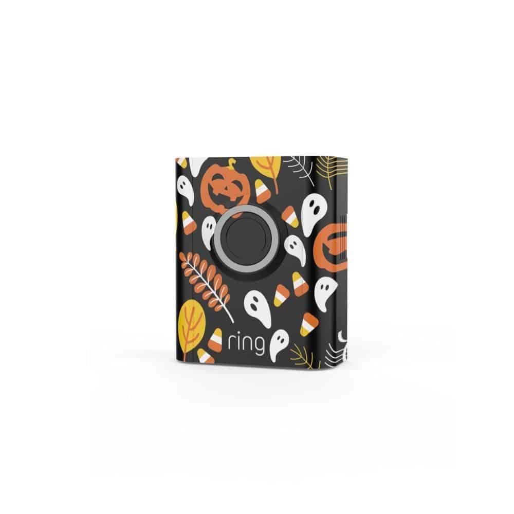 Ring Interchangeable Faceplate Halloween